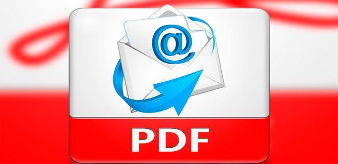 direcciones de un PDF