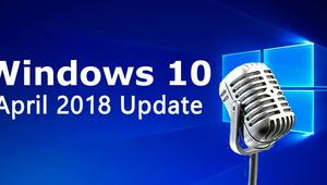 Cómo solucionar los problemas con el micrófono en Windows 10 April 2018 Update