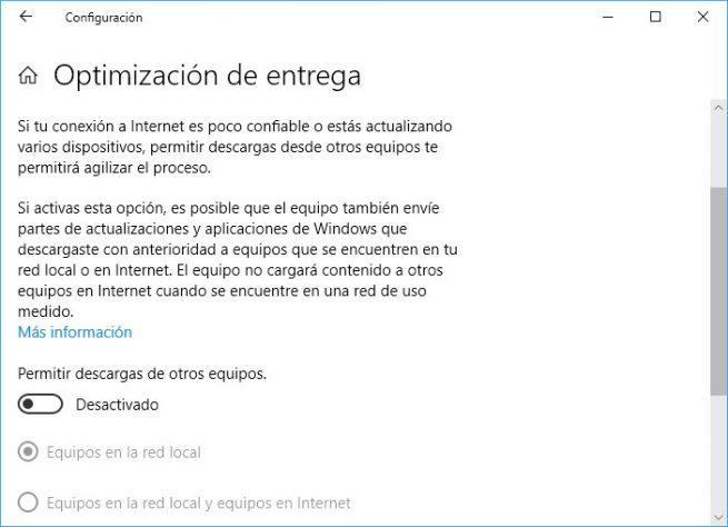 desactivar en windows 10