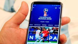 Las mejores aplicaciones para seguir el Mundial de Fútbol de Rusia 2018 desde el móvil