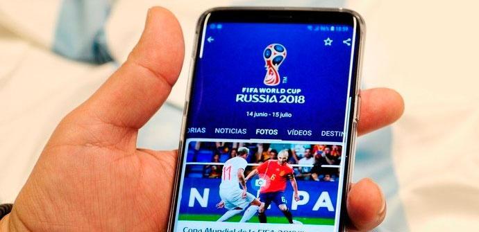 Ver noticia 'Las mejores aplicaciones para seguir el Mundial de Fútbol de Rusia 2018 desde el móvil'