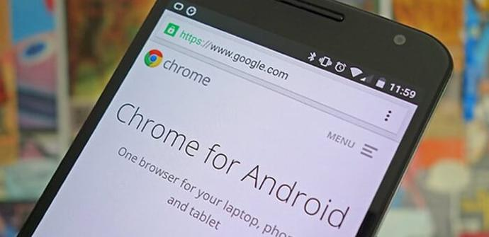 Chrome 68 Android