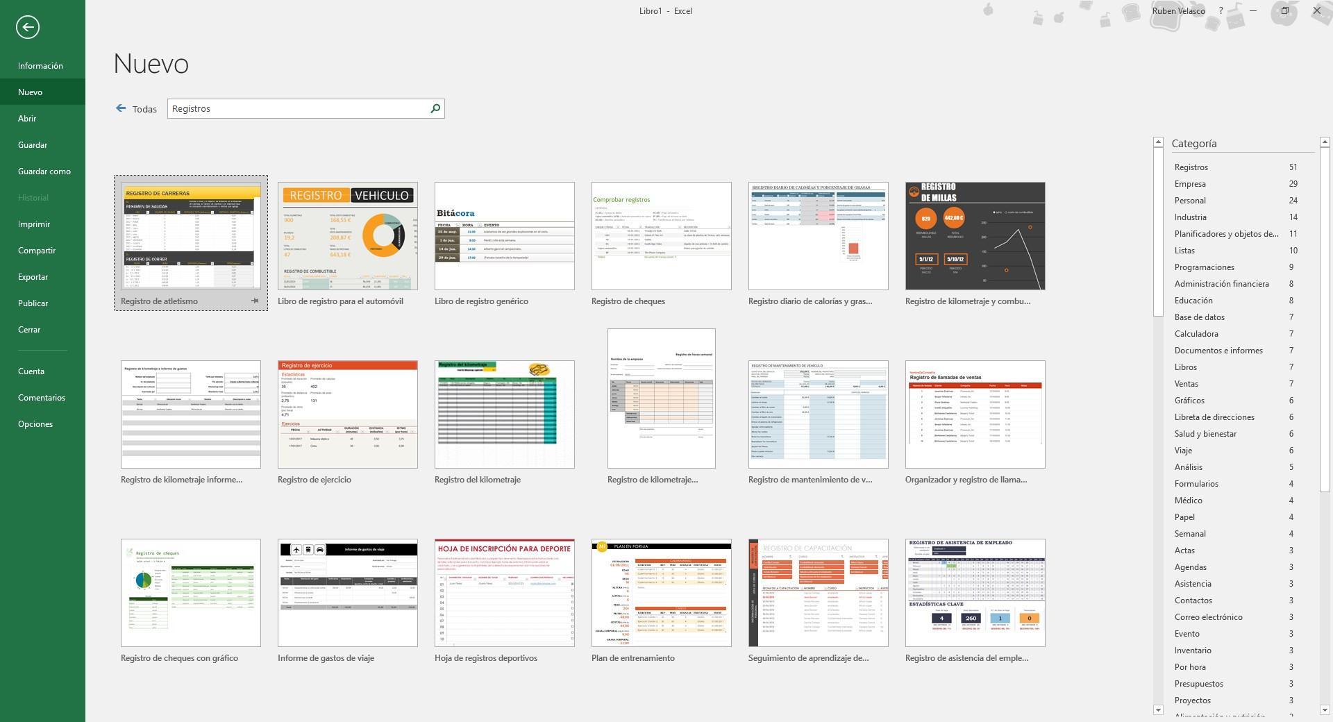 Plantillas en Excel: cómo utilizarlas para crear hojas de cálculo