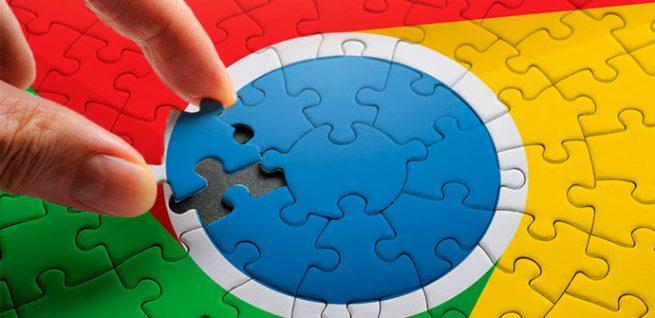 Puzzle Google Chrome