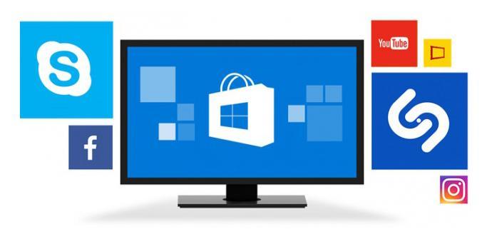 Tienda Windows 10
