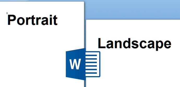 Word Horizontal Vertical