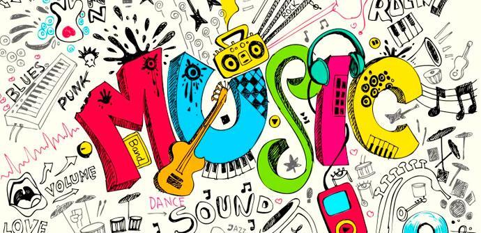 apliaciones de música