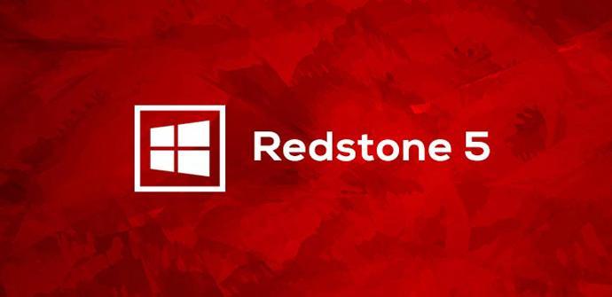 Windows 10 Redstone 5