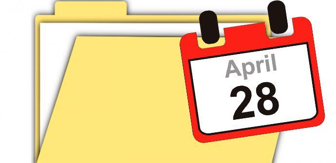 Ver noticia 'Actualiza la fecha de modificación tus carpetas según el último archivo modificado en ellas'