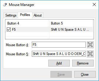 botones extra del ratón