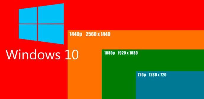 Ver noticia '¿No puedes cambiar la resolución de tu pantalla en Windows 10? Así puedes solucionarlo'