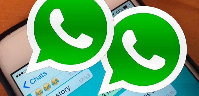 Ver noticia 'Las mejores apps para tener dos WhatsApp en Android'