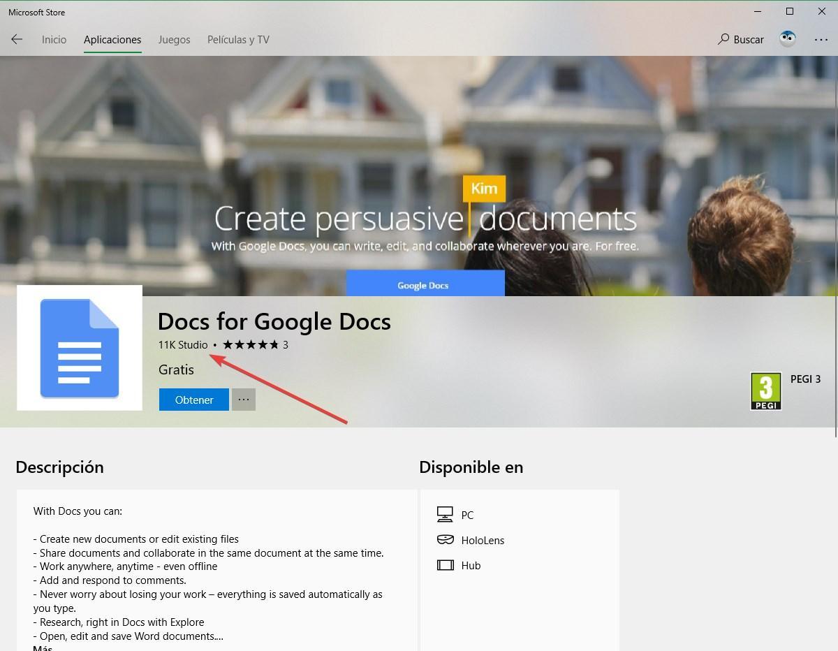 Microsoft elimina varias apps no oficiales de Google de la