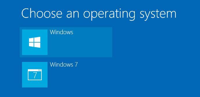 Boot Windows 10