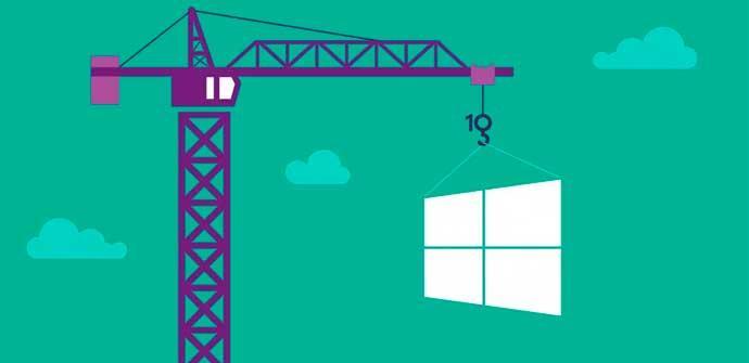 Construir Windows 10