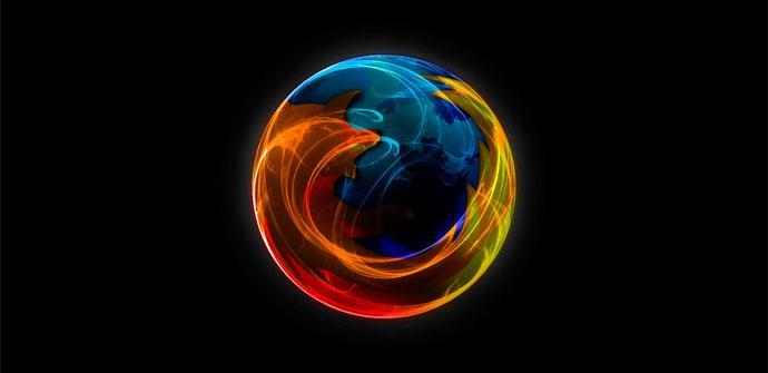 Firefox tema oscuro
