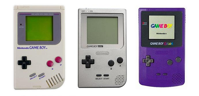 Game Boy Pocket Color