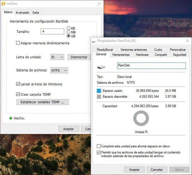 ImDisk Toolkit - RAM Disk