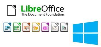 LibreOffice llega a la Microsoft Store de Windows 10, aunque bajarla puede salirte caro