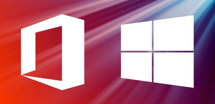 Windows 10 y Office