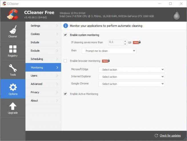 CCleaner 5.45