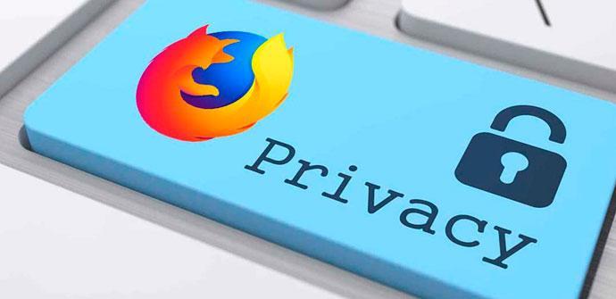 Ver noticia 'Firefox va a evitar que te rastreen para que navegues de forma más privada'
