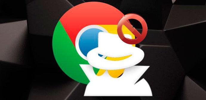 Ver noticia 'Cómo desactivar la navegación en modo incógnito de Google Chrome'