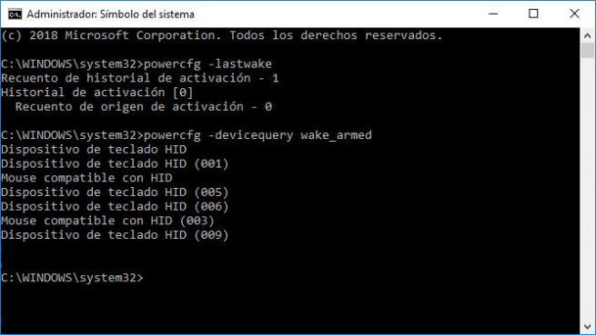 Windows 10 encienda solo
