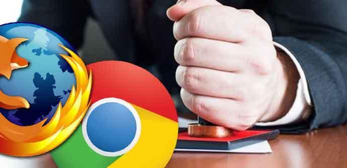 Ver noticia 'Cómo saber los permisos que tienen las extensiones instaladas en Chrome y Firefox'