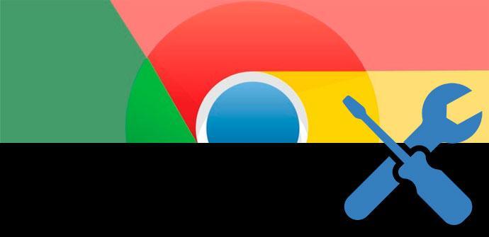 Barra negra Google Chrome