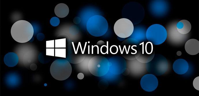 Burbujas Windows 10
