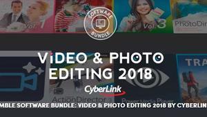 Humble Software Bundle: hazte con este pack de aplicaciones para editar fotos y vídeos de CyberLink