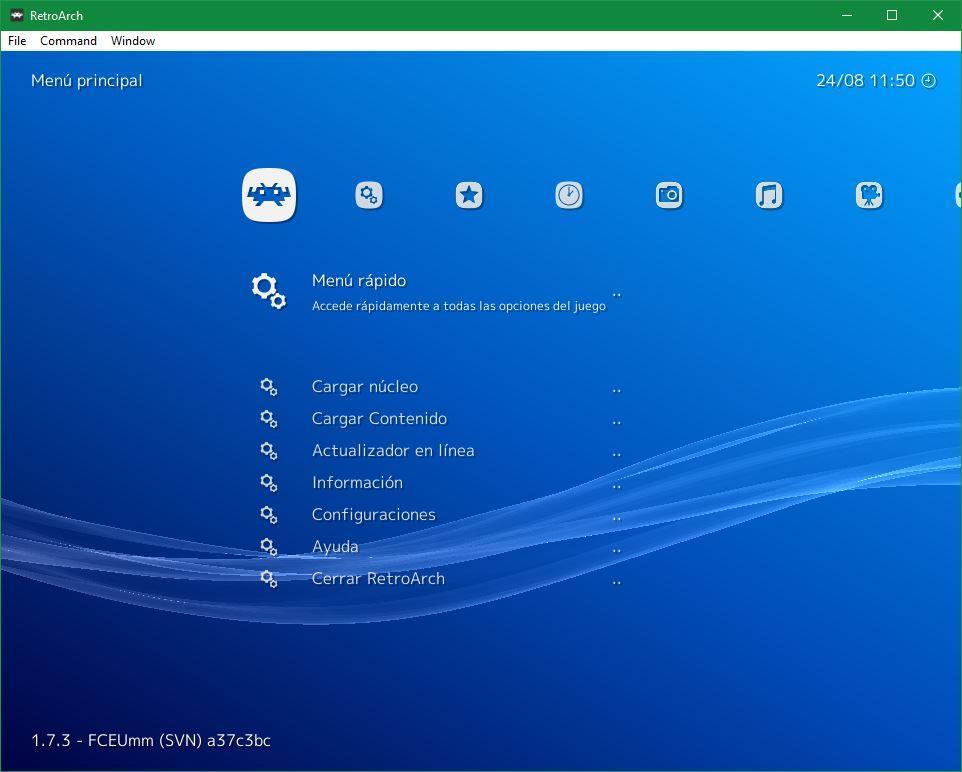 Emulador De Videojuegos Retro Retroarch Guia De Configuracion Y Uso
