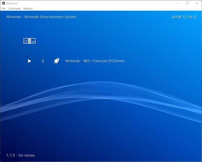 RetroArch - Core recomendado