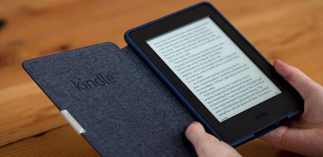 Kindle Robot