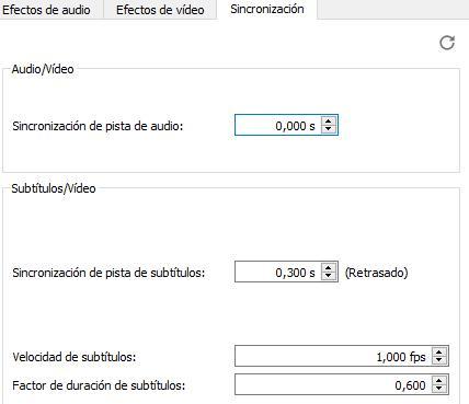 Subtítuos VLC