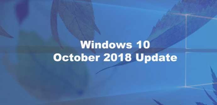 Ver noticia 'Cómo retrasar la actualización a Windows 10 October 2018 Update en Windows 10 Home y Professional'