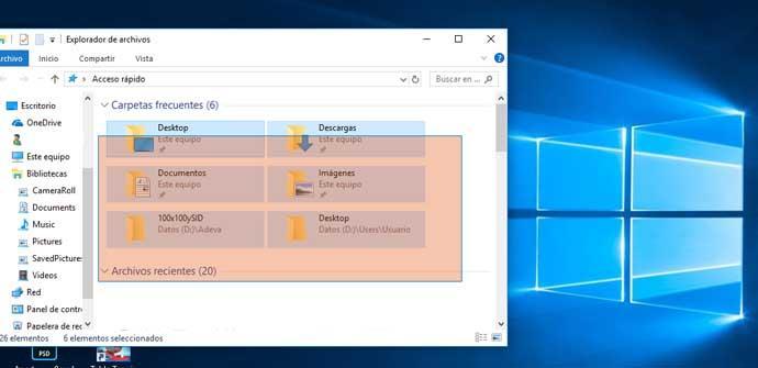 Ver noticia 'Cómo cambiar de color el rectángulo de selección en Windows 10'