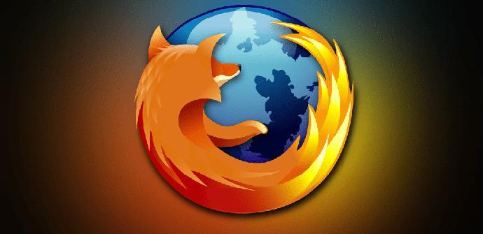 Fallo Firefox