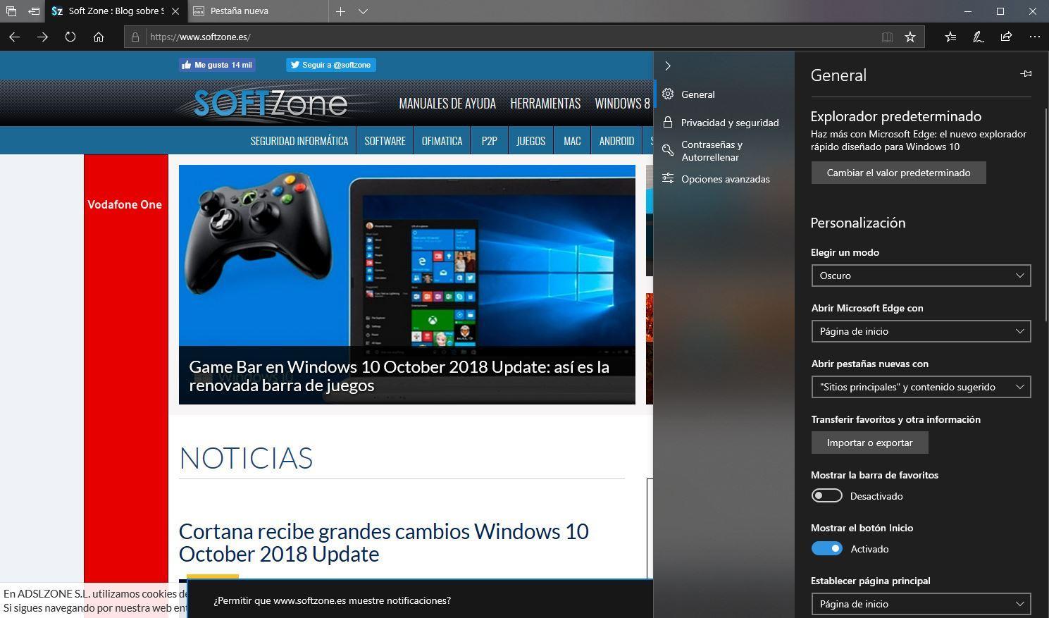Tip De Windows 10 Mejoras A Pdf En Microsoft Edge