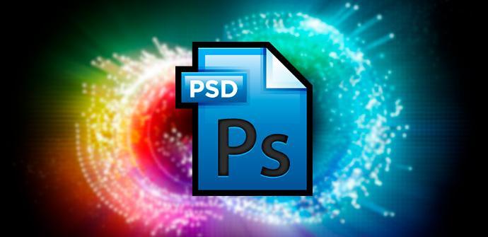 Photoshop archivo PSD