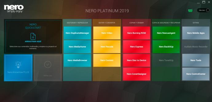 Suite Nero 2019