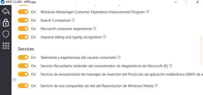 WPD Windows 10