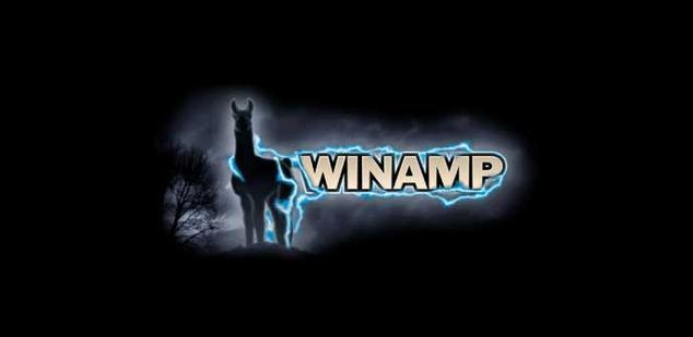 Winamp llama eléctrica