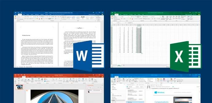 Word Excel Office 2019