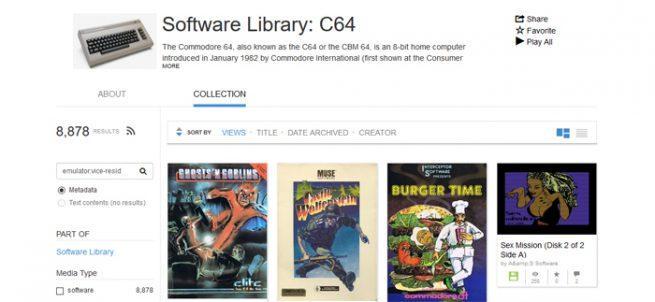 Emulación Commodore
