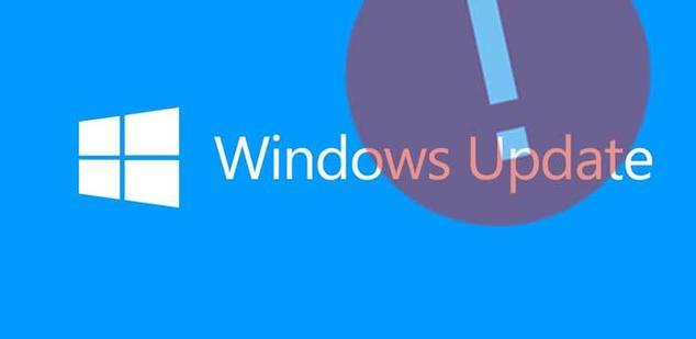 reparar base de datos windows update