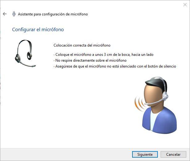 Asistente configurar micro Windows 10 - 2