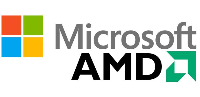 Windows 10 AMD