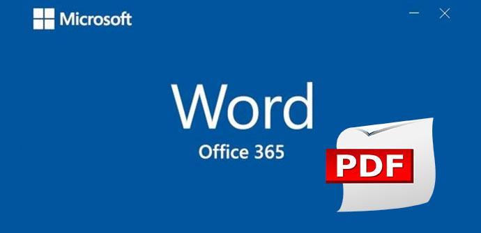 Ver noticia 'Cómo configurar Word para abrir documentos PDF en Windows 10'